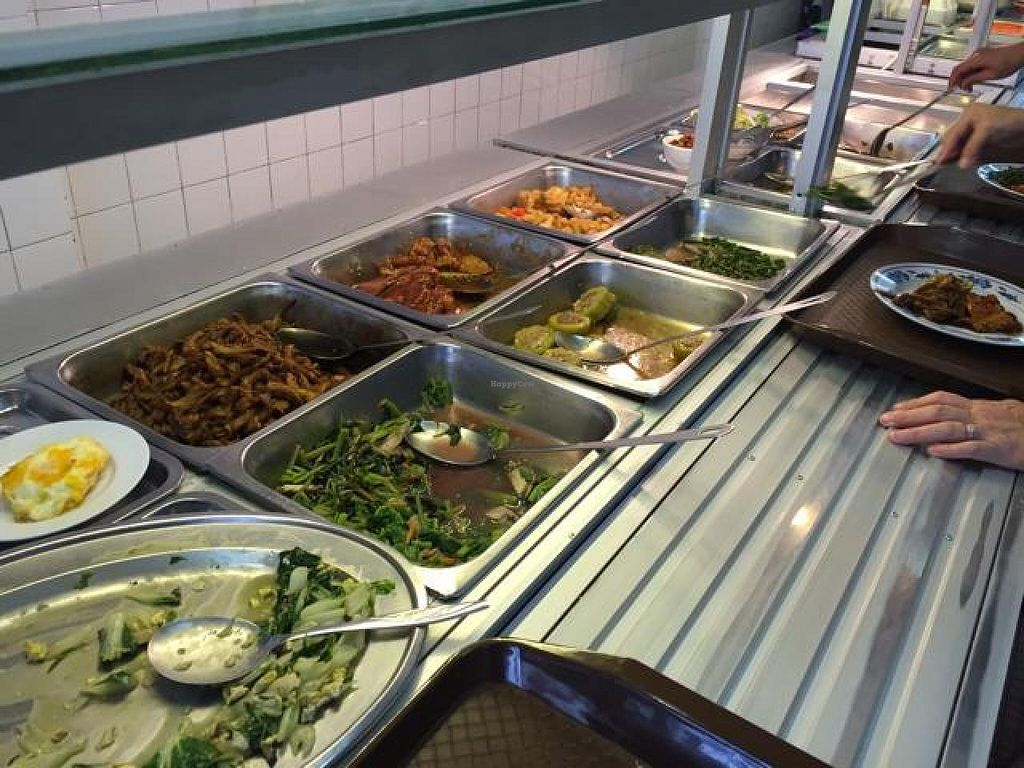 """Photo of Zhun San Yen Vegetarian  by <a href=""""/members/profile/tardis3"""">tardis3</a> <br/>self service  <br/> October 29, 2014  - <a href='/contact/abuse/image/9428/84197'>Report</a>"""