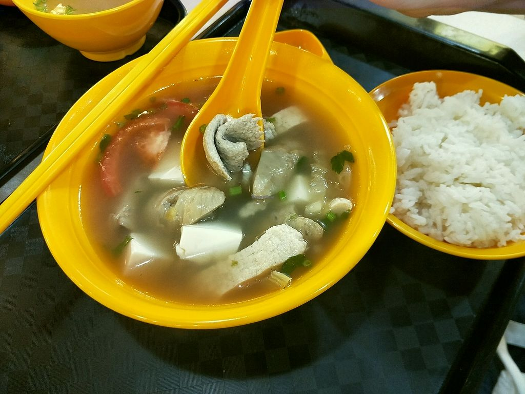 "Photo of Vegan Paradise - Bedok North  by <a href=""/members/profile/%E8%AE%B8%E6%99%BA%E5%BC%BA"">许智强</a> <br/>香浓够味的素肚汤 <br/> December 10, 2017  - <a href='/contact/abuse/image/94291/334258'>Report</a>"