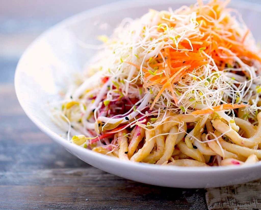 """Photo of Olivia Spring Cafe  by <a href=""""/members/profile/PhongThanh"""">PhongThanh</a> <br/>Stir Fried Soba noodle <br/> June 25, 2017  - <a href='/contact/abuse/image/94297/273180'>Report</a>"""