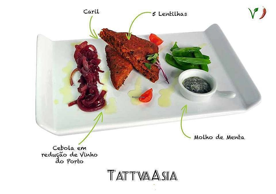 """Photo of Tattva  by <a href=""""/members/profile/Anticopy"""">Anticopy</a> <br/>vegetarian dish tattva asia <br/> September 19, 2017  - <a href='/contact/abuse/image/94303/306202'>Report</a>"""
