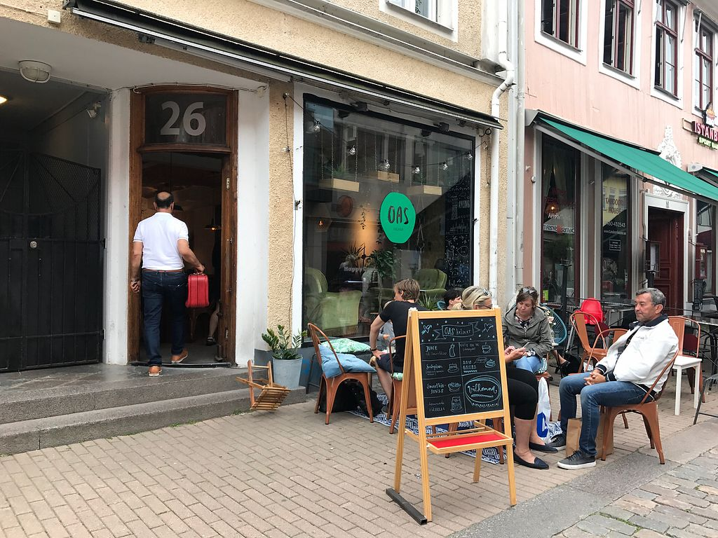 """Photo of OAS Cafe  by <a href=""""/members/profile/HenrikSalomonsson"""">HenrikSalomonsson</a> <br/>Summer <br/> July 27, 2017  - <a href='/contact/abuse/image/94304/285496'>Report</a>"""