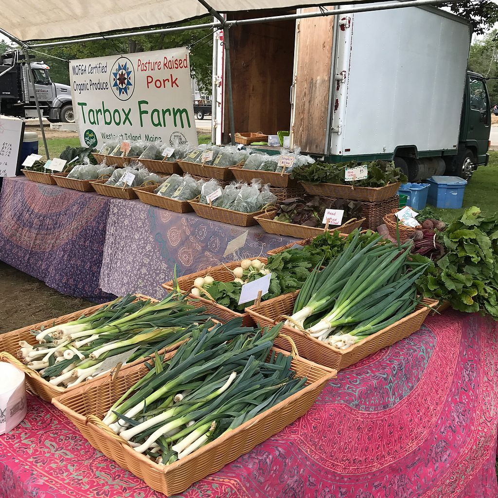 """Photo of Thursday Farmers Market  by <a href=""""/members/profile/Sarah%20P"""">Sarah P</a> <br/>organic veggies <br/> June 29, 2017  - <a href='/contact/abuse/image/94314/274934'>Report</a>"""