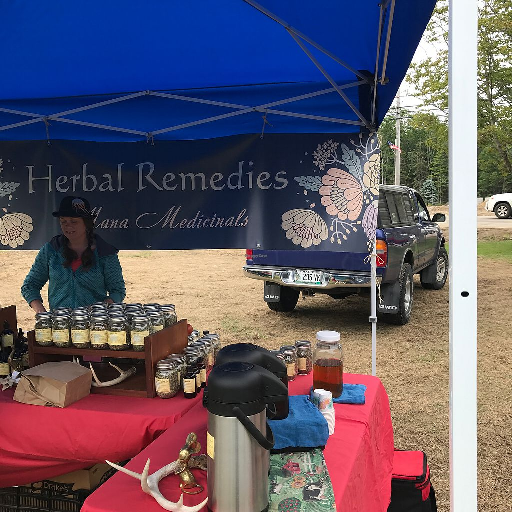 """Photo of Thursday Farmers Market  by <a href=""""/members/profile/Sarah%20P"""">Sarah P</a> <br/>herbal remedies <br/> July 2, 2017  - <a href='/contact/abuse/image/94314/276009'>Report</a>"""