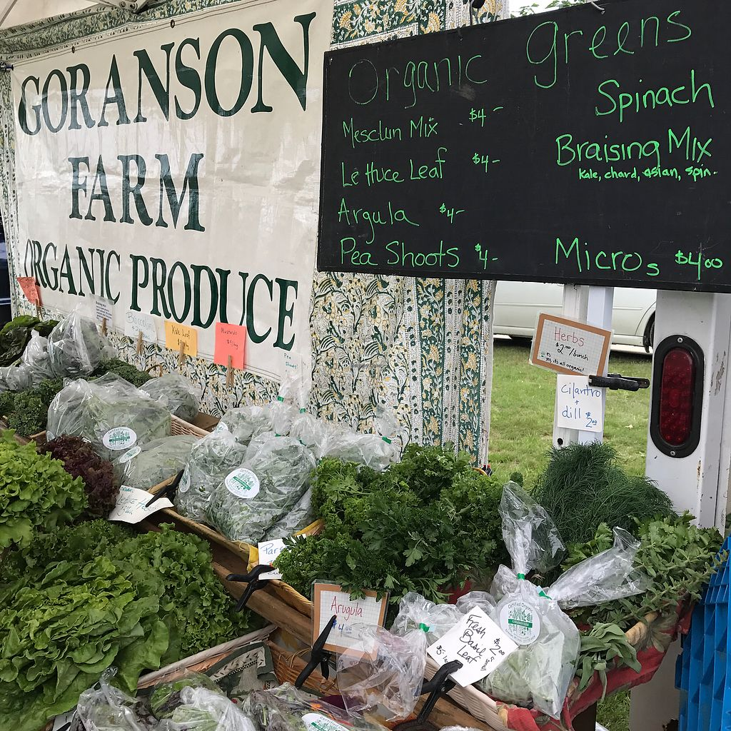 """Photo of Thursday Farmers Market  by <a href=""""/members/profile/Sarah%20P"""">Sarah P</a> <br/>produce <br/> July 2, 2017  - <a href='/contact/abuse/image/94314/276010'>Report</a>"""