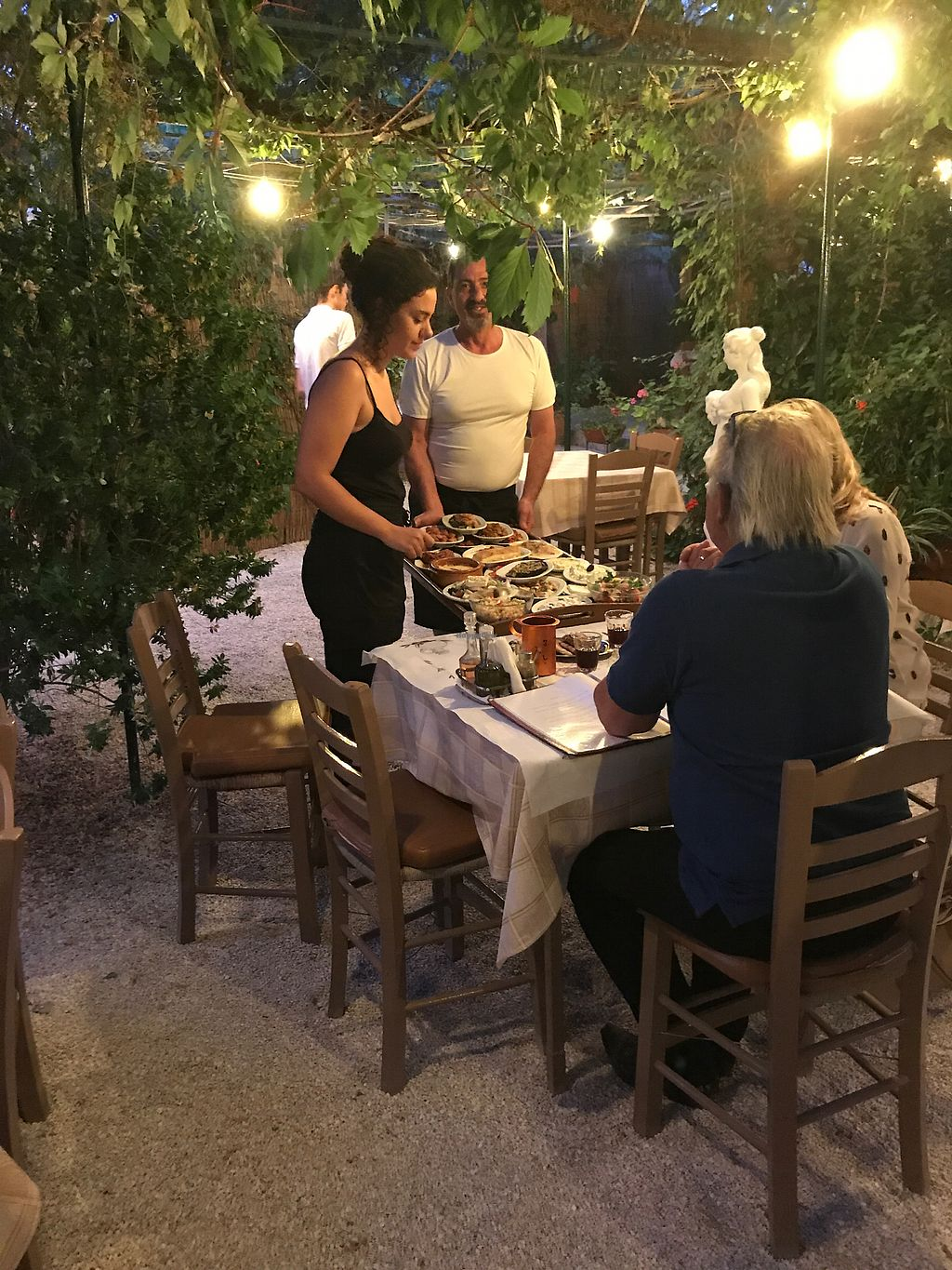 """Photo of Taverna Akrotiri  by <a href=""""/members/profile/TanjaG"""">TanjaG</a> <br/>appetizers <br/> June 25, 2017  - <a href='/contact/abuse/image/94341/273343'>Report</a>"""