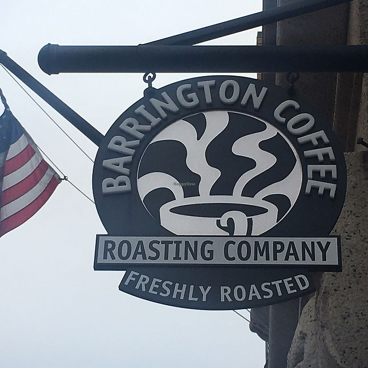 """Photo of Barrington Coffee Roasting Company  by <a href=""""/members/profile/iamrunningthis"""">iamrunningthis</a> <br/>Sign out front <br/> June 30, 2017  - <a href='/contact/abuse/image/94353/274957'>Report</a>"""