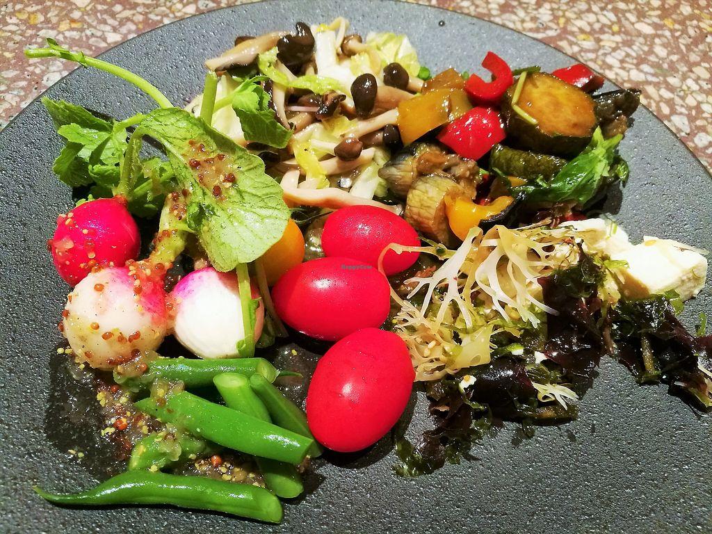 "Photo of Cosme Kitchen Adaptation - Omotesando Hills  by <a href=""/members/profile/Vegan%20Yoko"">Vegan Yoko</a> <br/>I love Salad! <br/> June 26, 2017  - <a href='/contact/abuse/image/94441/273480'>Report</a>"