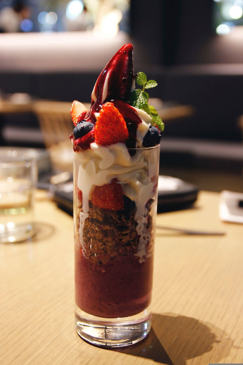"""Photo of Cosme Kitchen Adaptation - Omotesando Hills  by <a href=""""/members/profile/YukiLim"""">YukiLim</a> <br/>Vegan berry parfait <br/> July 17, 2017  - <a href='/contact/abuse/image/94441/281450'>Report</a>"""