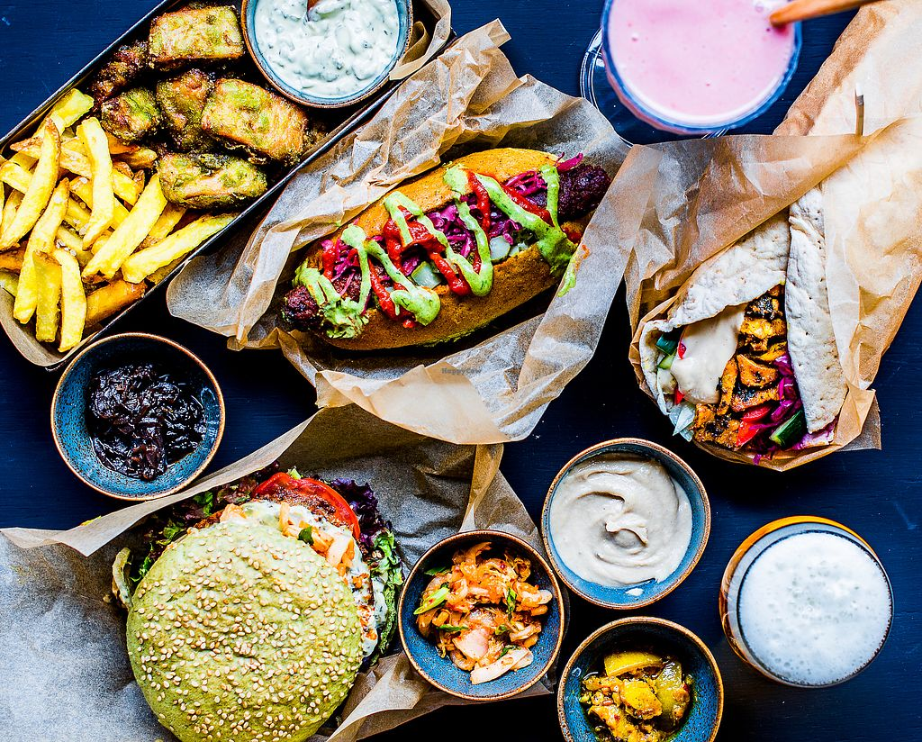 "Photo of The Dutch Weed Burger Joint  by <a href=""/members/profile/vegan.in.amsterdam"">vegan.in.amsterdam</a> <br/>What's on the menu <br/> November 6, 2017  - <a href='/contact/abuse/image/94464/322503'>Report</a>"