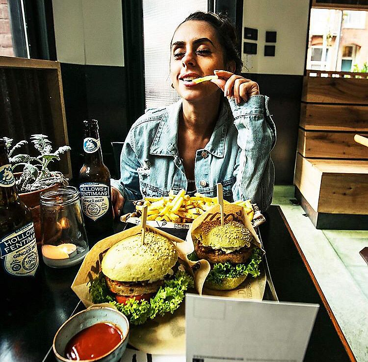 "Photo of The Dutch Weed Burger Joint  by <a href=""/members/profile/RhaissaSoares"">RhaissaSoares</a> <br/>Burguers, fries and ginger beer.  <br/> February 8, 2018  - <a href='/contact/abuse/image/94464/356413'>Report</a>"