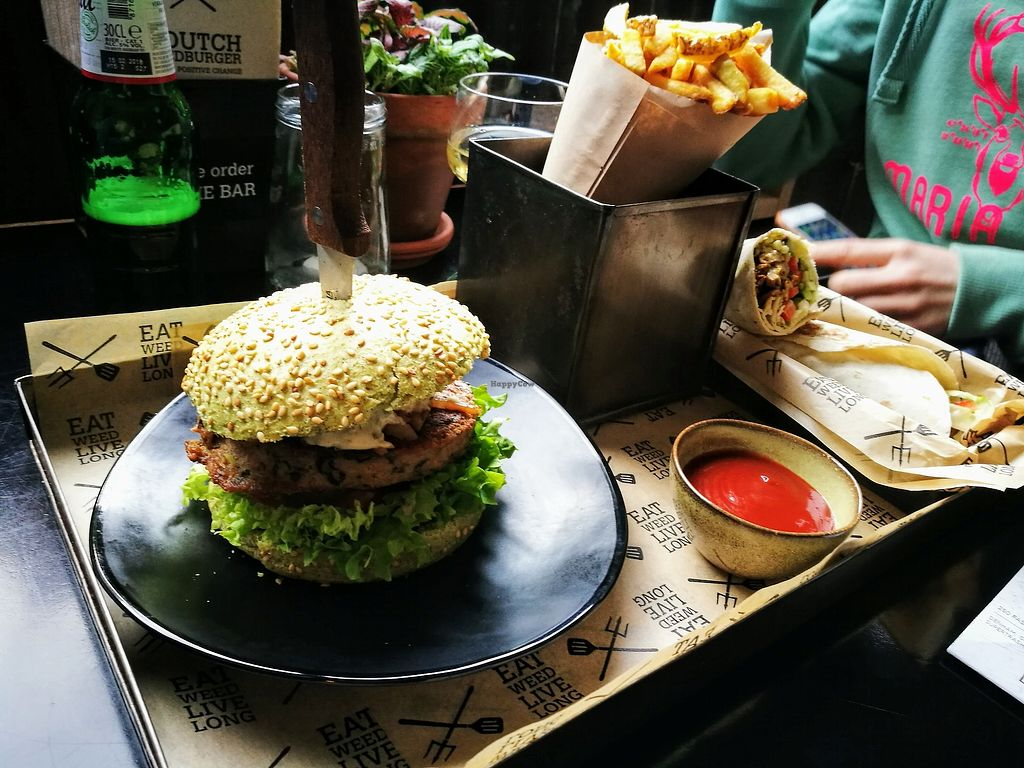 "Photo of The Dutch Weed Burger Joint  by <a href=""/members/profile/Vlad269"">Vlad269</a> <br/>The Dutch Weed Burger & Seawharma <br/> April 13, 2018  - <a href='/contact/abuse/image/94464/384950'>Report</a>"