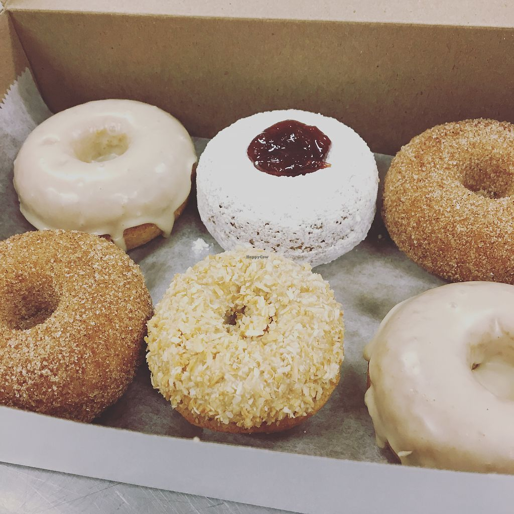 """Photo of The Wooden Spoon Bakery  by <a href=""""/members/profile/Jessica.aziz"""">Jessica.aziz</a> <br/>donuts  <br/> July 2, 2017  - <a href='/contact/abuse/image/94470/275807'>Report</a>"""