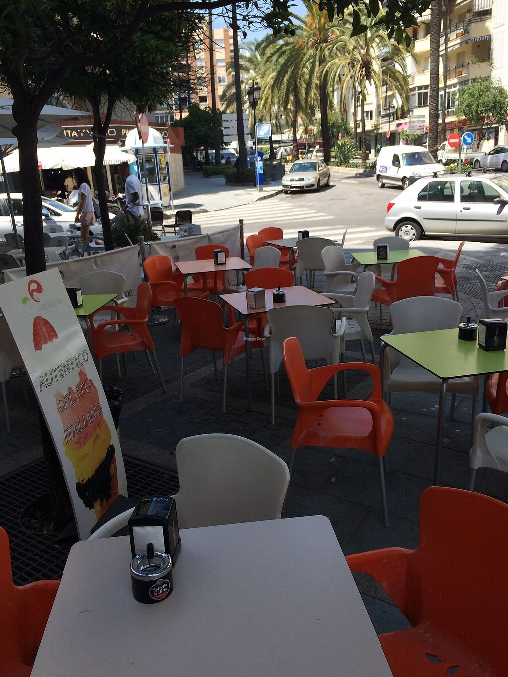"""Photo of Fresca Passione Heladeria  by <a href=""""/members/profile/pauletam"""">pauletam</a> <br/>Outside tables <br/> June 23, 2017  - <a href='/contact/abuse/image/94479/272484'>Report</a>"""
