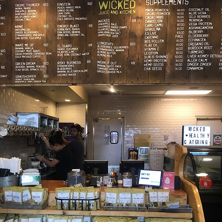 "Photo of CLOSED: Wicken Juice and Kitchen  by <a href=""/members/profile/Miss.Saye"">Miss.Saye</a> <br/>they make a acai bowl as well  <br/> June 20, 2017  - <a href='/contact/abuse/image/94485/271510'>Report</a>"