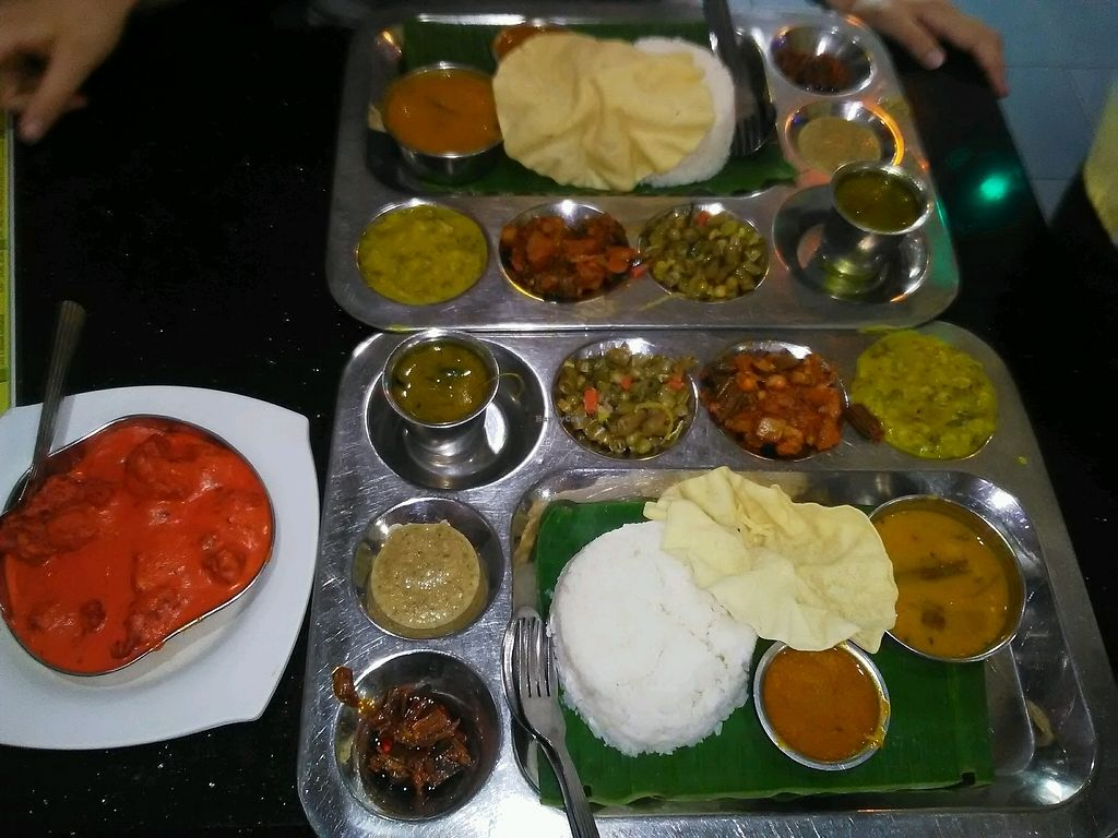"""Photo of Chat Masala  by <a href=""""/members/profile/ozzita"""">ozzita</a> <br/>Thali unlimited, butter chicken <br/> January 13, 2018  - <a href='/contact/abuse/image/9449/345983'>Report</a>"""