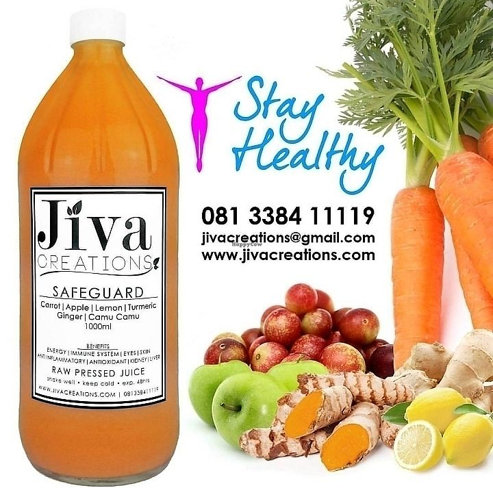 """Photo of Jiva Creations  by <a href=""""/members/profile/Shilian165"""">Shilian165</a> <br/>cold pressed organic juice. Farm FRESH free delivery. +6281338411119 Www.Jivacreations.com <br/> June 22, 2017  - <a href='/contact/abuse/image/94550/272414'>Report</a>"""
