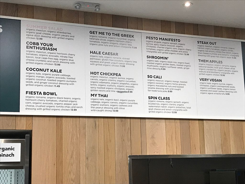 """Photo of Upbeet  by <a href=""""/members/profile/TheTree"""">TheTree</a> <br/>Part of the Menu Board <br/> August 19, 2017  - <a href='/contact/abuse/image/94551/294460'>Report</a>"""