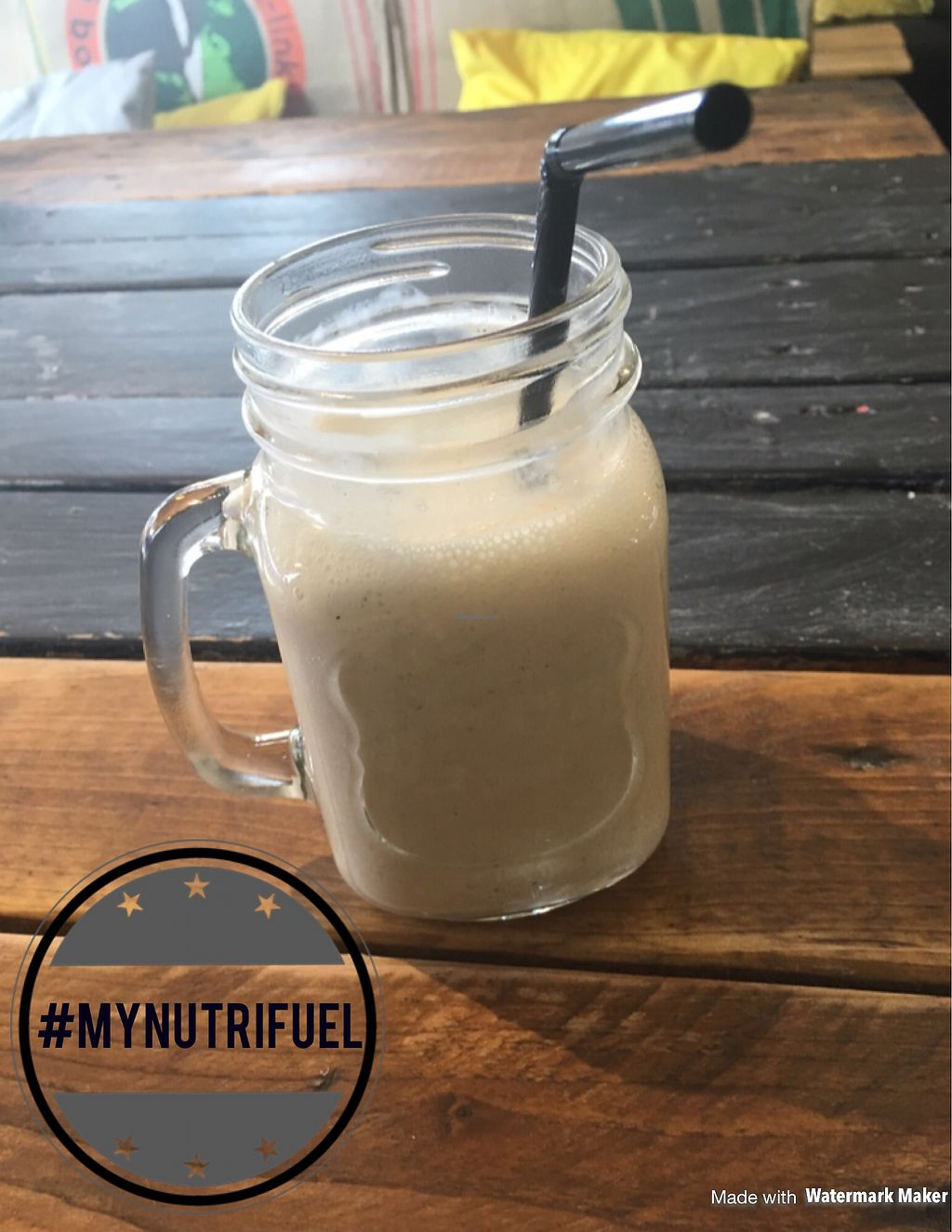 """Photo of The Lemon Witch Kitchen  by <a href=""""/members/profile/MyNutriFuel"""">MyNutriFuel</a> <br/>Banana dairy free coconut milk milkshake #mynutrifuel <br/> July 10, 2017  - <a href='/contact/abuse/image/94552/278843'>Report</a>"""