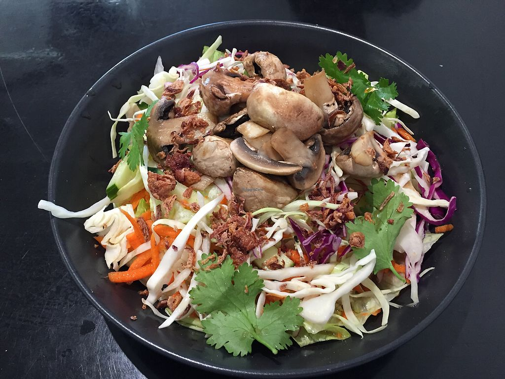 """Photo of Mint and Jam  by <a href=""""/members/profile/Wuji_Luiji"""">Wuji_Luiji</a> <br/>Vietnamese noodle salad <br/> January 5, 2018  - <a href='/contact/abuse/image/94622/343147'>Report</a>"""