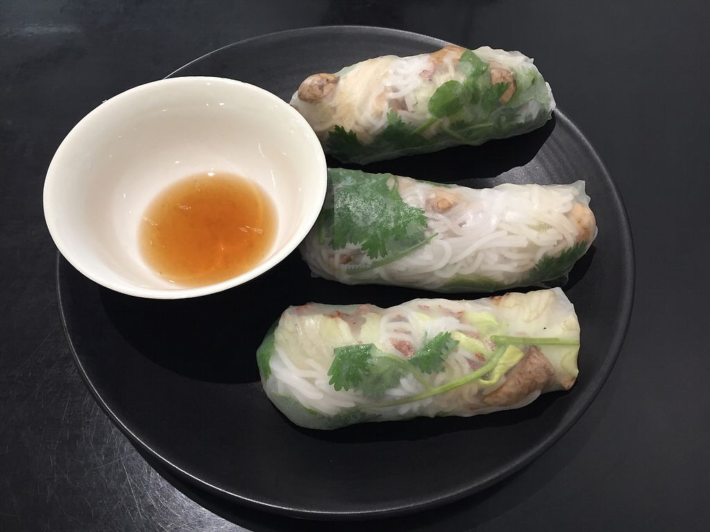 """Photo of Mint and Jam  by <a href=""""/members/profile/Wuji_Luiji"""">Wuji_Luiji</a> <br/>Rice paper rolls <br/> January 5, 2018  - <a href='/contact/abuse/image/94622/343148'>Report</a>"""
