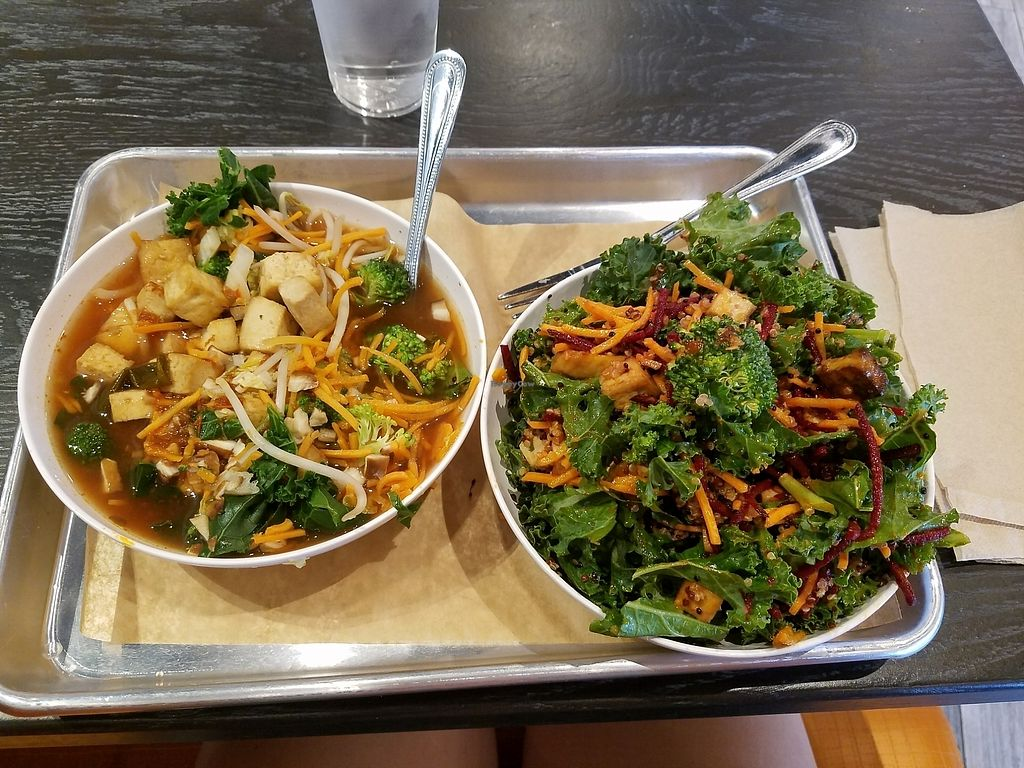 "Photo of CoreLife Eatery  by <a href=""/members/profile/stewardcr21"">stewardcr21</a> <br/>broth and tofu siracha grain bowl <br/> July 11, 2017  - <a href='/contact/abuse/image/94639/279161'>Report</a>"
