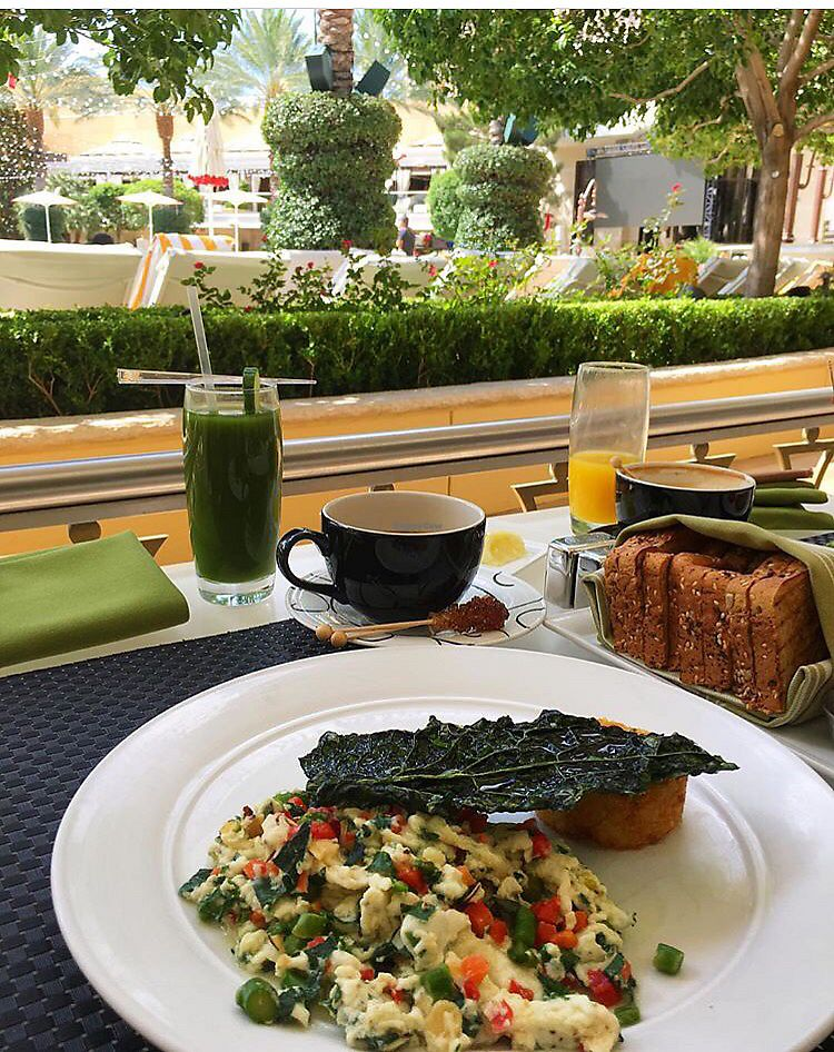 """Photo of Wynn Hotel - Jardin  by <a href=""""/members/profile/happycowgirl"""">happycowgirl</a> <br/>shaded outdoor dining available overlooking the pool  <br/> June 28, 2017  - <a href='/contact/abuse/image/94650/274222'>Report</a>"""