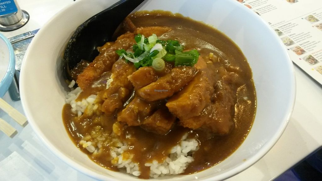 "Photo of YO! Sushi  by <a href=""/members/profile/deadpledge"">deadpledge</a> <br/>Tofu Katsu curry <br/> July 30, 2017  - <a href='/contact/abuse/image/94684/286626'>Report</a>"