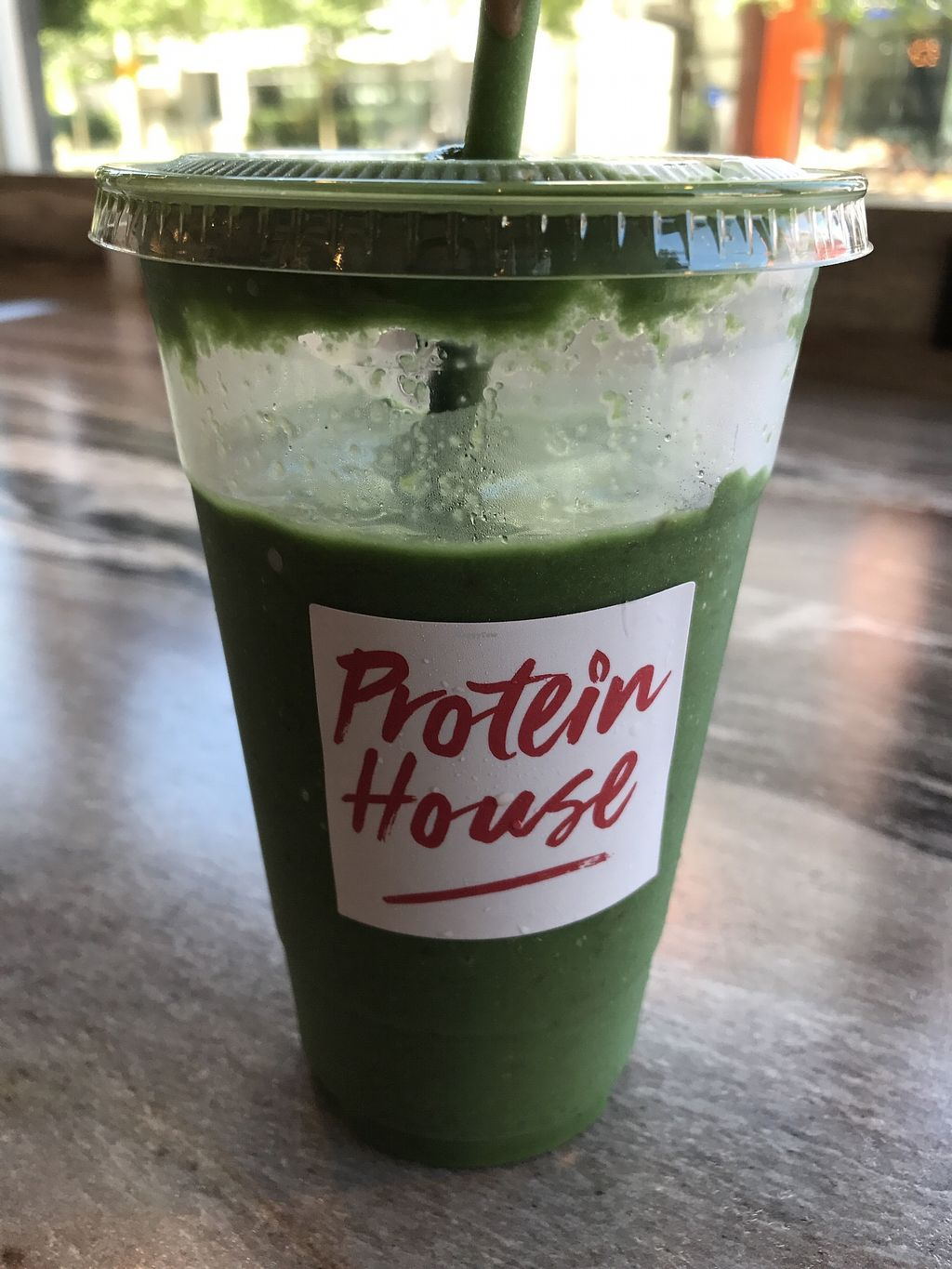 "Photo of Protein House  by <a href=""/members/profile/sjberrest"">sjberrest</a> <br/>Green Soul Smoothie <br/> June 25, 2017  - <a href='/contact/abuse/image/94718/273192'>Report</a>"
