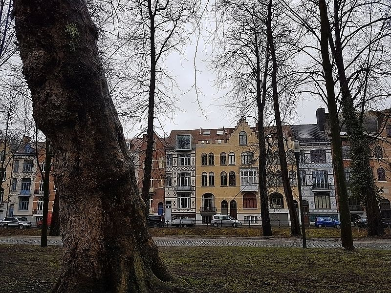 """Photo of Bed and Breakfast AM/PM  by <a href=""""/members/profile/TrudiBruges"""">TrudiBruges</a> <br/>quiet area, front of B&B AM/PM <br/> March 14, 2018  - <a href='/contact/abuse/image/94757/370431'>Report</a>"""