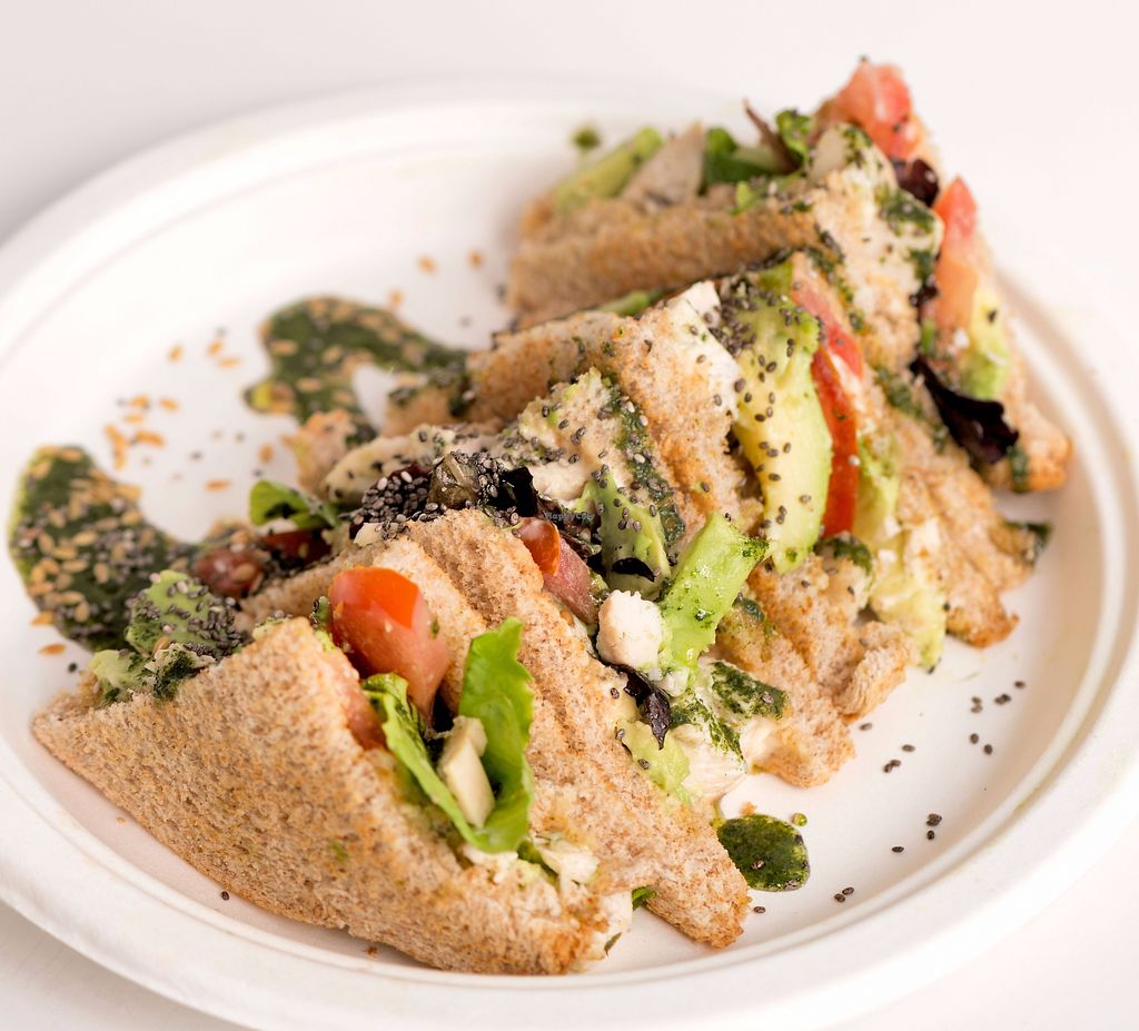 """Photo of CLOSED: Pop & Eat  by <a href=""""/members/profile/popandeat"""">popandeat</a> <br/>Our famous club sandwich <br/> June 29, 2017  - <a href='/contact/abuse/image/94763/274693'>Report</a>"""