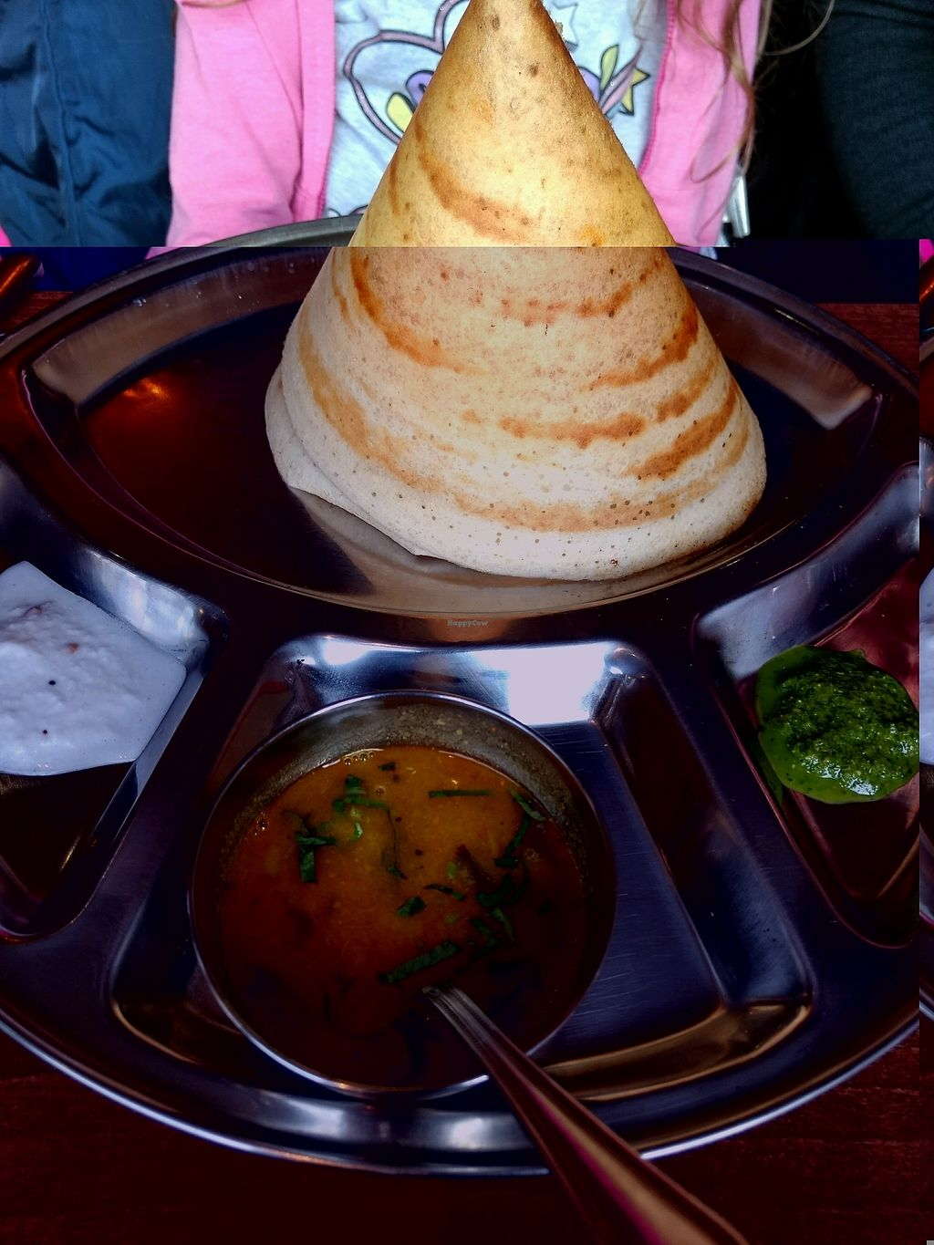 """Photo of Annakut  by <a href=""""/members/profile/craigmc"""">craigmc</a> <br/>plain dosa <br/> January 2, 2018  - <a href='/contact/abuse/image/94809/342068'>Report</a>"""