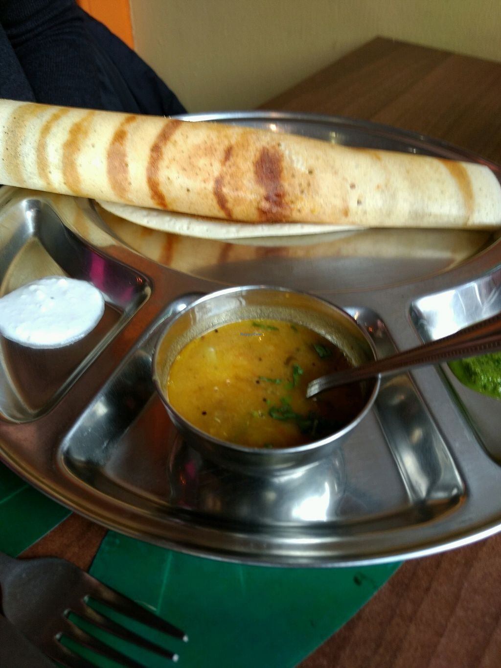 """Photo of Annakut  by <a href=""""/members/profile/craigmc"""">craigmc</a> <br/>masala dosa <br/> January 2, 2018  - <a href='/contact/abuse/image/94809/342069'>Report</a>"""