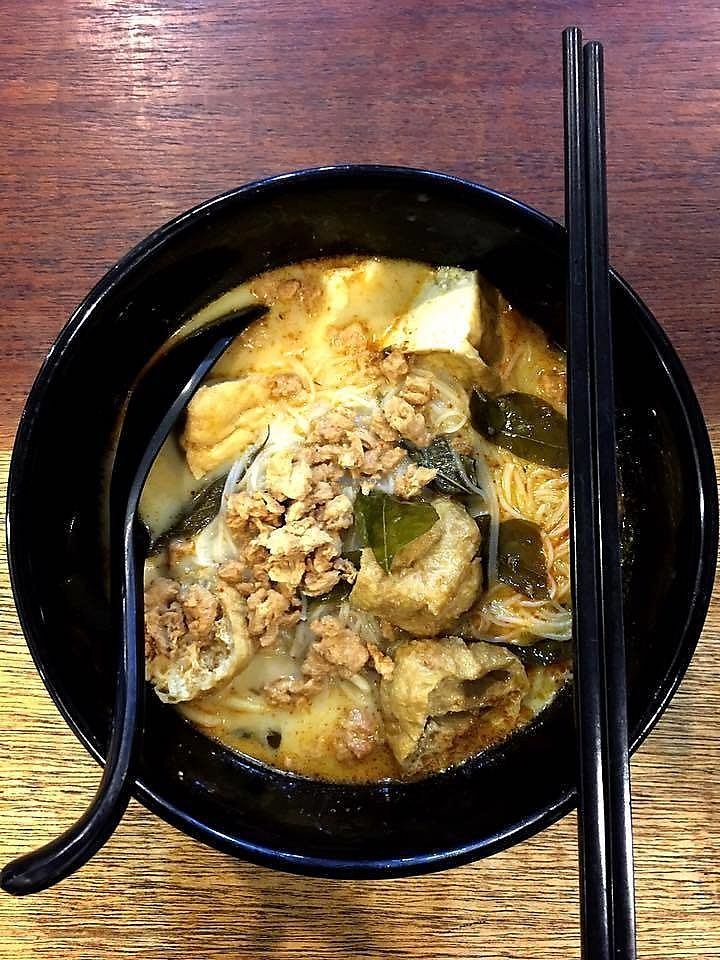 """Photo of Harmony Kopitiam  by <a href=""""/members/profile/JimmySeah"""">JimmySeah</a> <br/>curry noodles  <br/> June 26, 2017  - <a href='/contact/abuse/image/94815/273574'>Report</a>"""