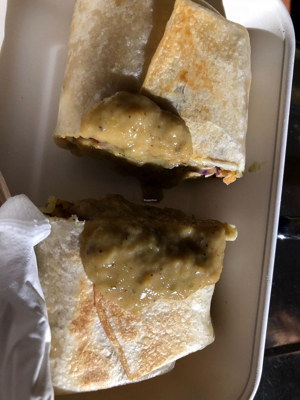 """Photo of Kult Kafe  by <a href=""""/members/profile/CherylQuincy"""">CherylQuincy</a> <br/>Burrito ?  <br/> February 2, 2018  - <a href='/contact/abuse/image/94818/354101'>Report</a>"""