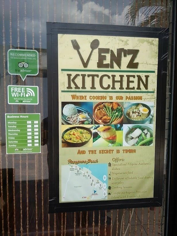 Photo of Ven'z Kitchen  by mrmarcel <br/>Store front <br/> July 3, 2017  - <a href='/contact/abuse/image/94826/276204'>Report</a>