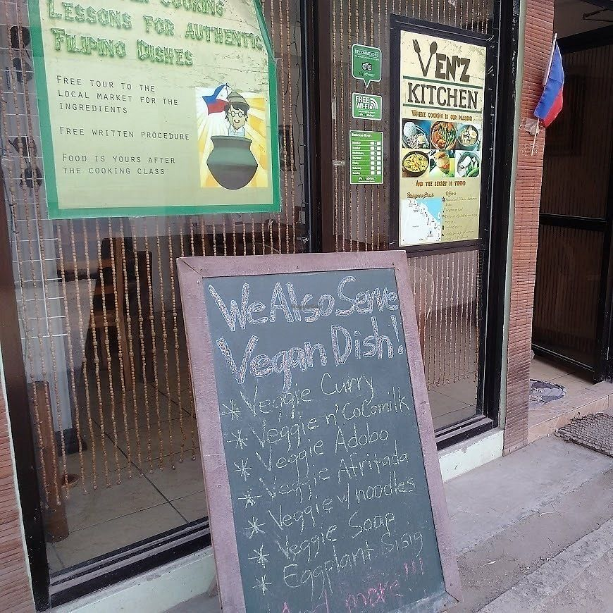 Photo of Ven'z Kitchen  by mrmarcel <br/>Store front <br/> July 3, 2017  - <a href='/contact/abuse/image/94826/276206'>Report</a>