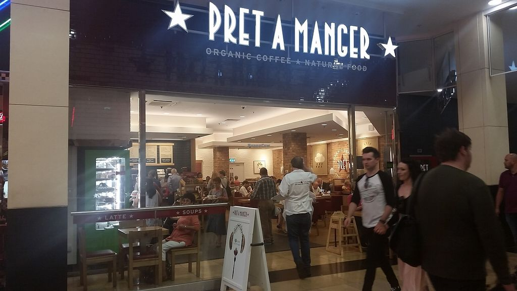 "Photo of Pret A Manger - Bridge St Arcade  by <a href=""/members/profile/konlish"">konlish</a> <br/>Outside <br/> June 27, 2017  - <a href='/contact/abuse/image/94833/273954'>Report</a>"