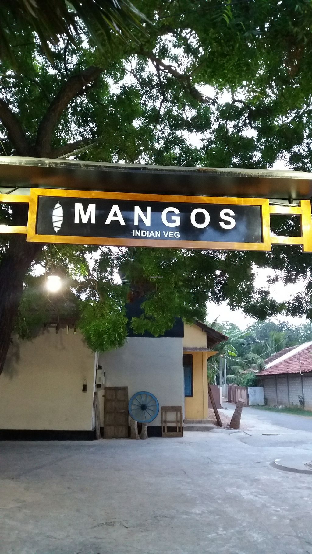 "Photo of Mangos Indian Veg Restaurant  by <a href=""/members/profile/huawhenua"">huawhenua</a> <br/>Entrance to Mangos Indian Veg Restaurant <br/> July 1, 2017  - <a href='/contact/abuse/image/94842/275443'>Report</a>"