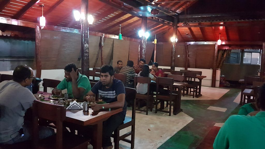 "Photo of Mangos Indian Veg Restaurant  by <a href=""/members/profile/DaisyScholte"">DaisyScholte</a> <br/>Nice and open sitting area <br/> October 15, 2017  - <a href='/contact/abuse/image/94842/315442'>Report</a>"
