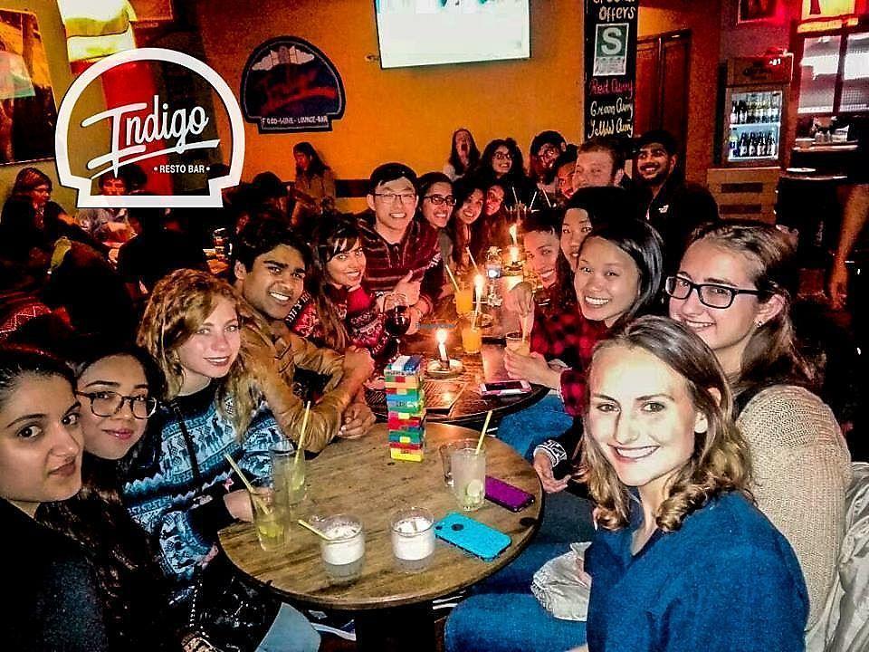 "Photo of Indigo Bar Restaurant  by <a href=""/members/profile/JorgeYabar"">JorgeYabar</a> <br/>dinner time at indigo <br/> July 2, 2017  - <a href='/contact/abuse/image/94873/275869'>Report</a>"