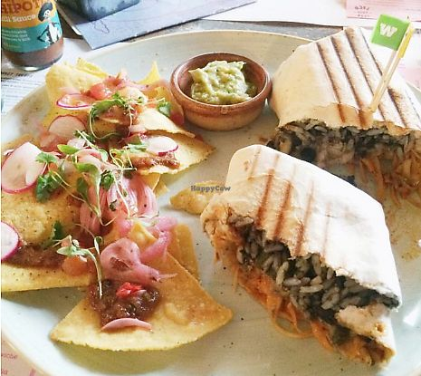 "Photo of Wahaca  by <a href=""/members/profile/TARAMCDONALD"">TARAMCDONALD</a> <br/>Summer Vegetable Burrito  <br/> June 27, 2017  - <a href='/contact/abuse/image/94889/274096'>Report</a>"