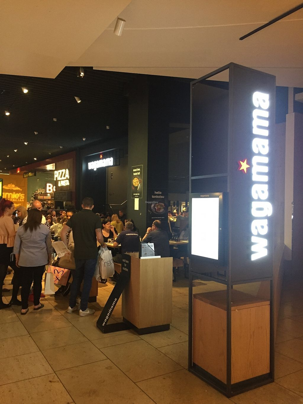 "Photo of Wagamama  by <a href=""/members/profile/TARAMCDONALD"">TARAMCDONALD</a> <br/>Exterior of place <br/> November 14, 2017  - <a href='/contact/abuse/image/94890/325755'>Report</a>"