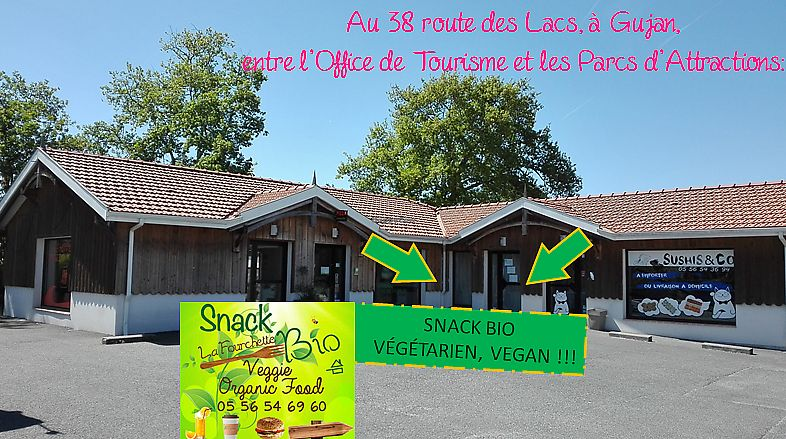"""Photo of La Fourchette Bio  by <a href=""""/members/profile/BASsin33"""">BASsin33</a> <br/>Near Sushi and Pizza <br/> July 30, 2017  - <a href='/contact/abuse/image/94899/286704'>Report</a>"""