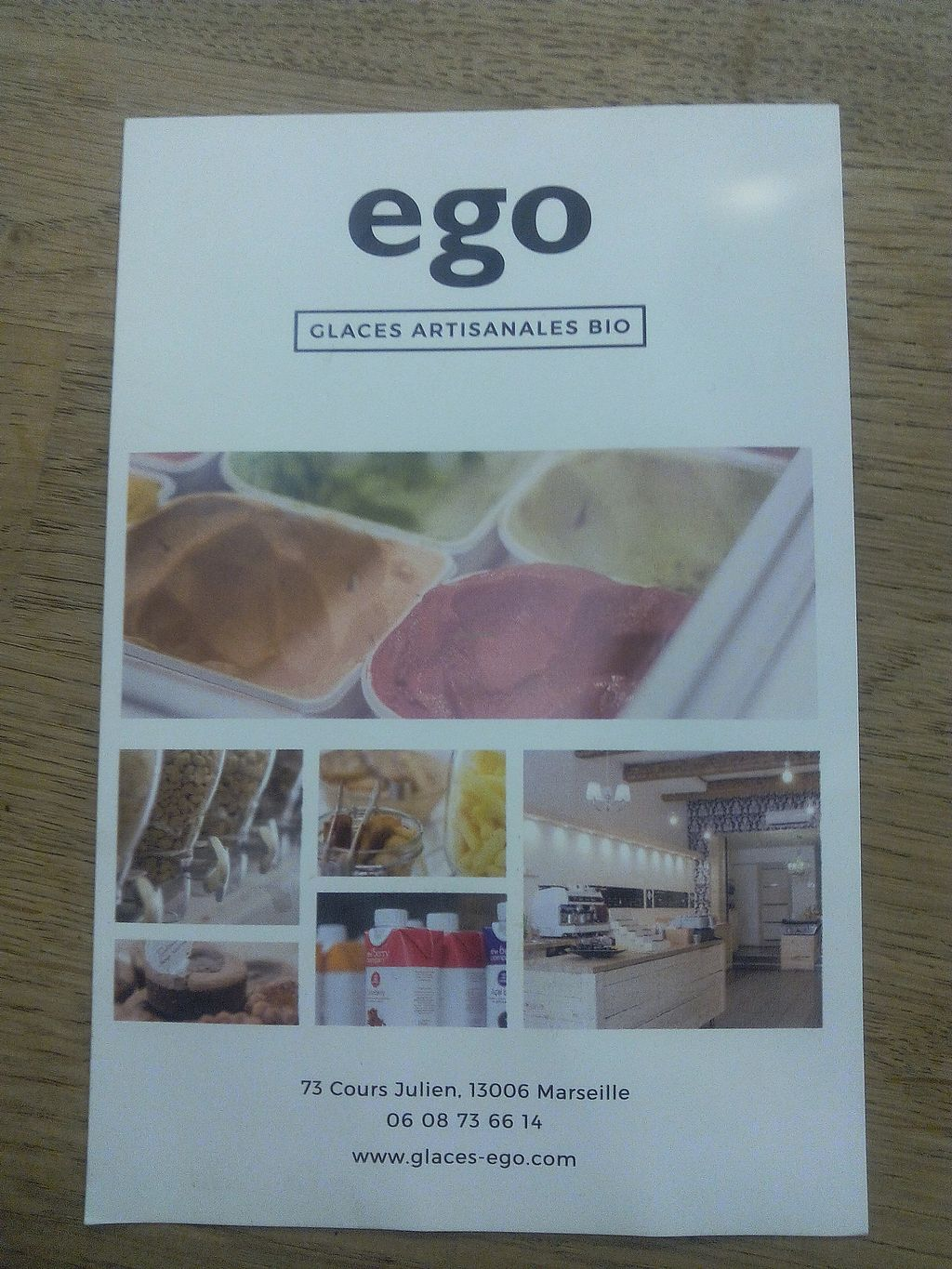 """Photo of ego  by <a href=""""/members/profile/vwlewis"""">vwlewis</a> <br/>The menu Page 1 <br/> June 30, 2017  - <a href='/contact/abuse/image/94901/275234'>Report</a>"""