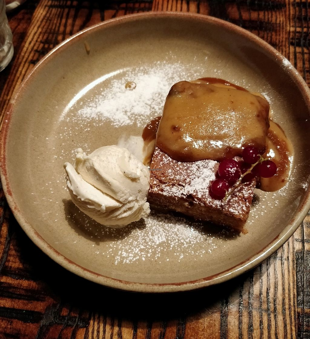 "Photo of The Tipsy Vegan  by <a href=""/members/profile/Plumesworld"">Plumesworld</a> <br/>sticky toffee pudding <br/> March 10, 2018  - <a href='/contact/abuse/image/94965/369019'>Report</a>"