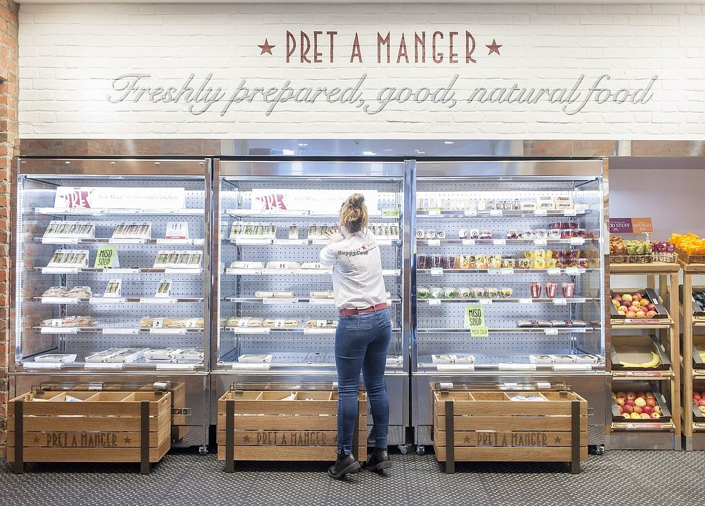 """Photo of Pret A Manger  by <a href=""""/members/profile/KatariinaKuum"""">KatariinaKuum</a> <br/>Pret A Manger <br/> September 24, 2017  - <a href='/contact/abuse/image/94973/307673'>Report</a>"""