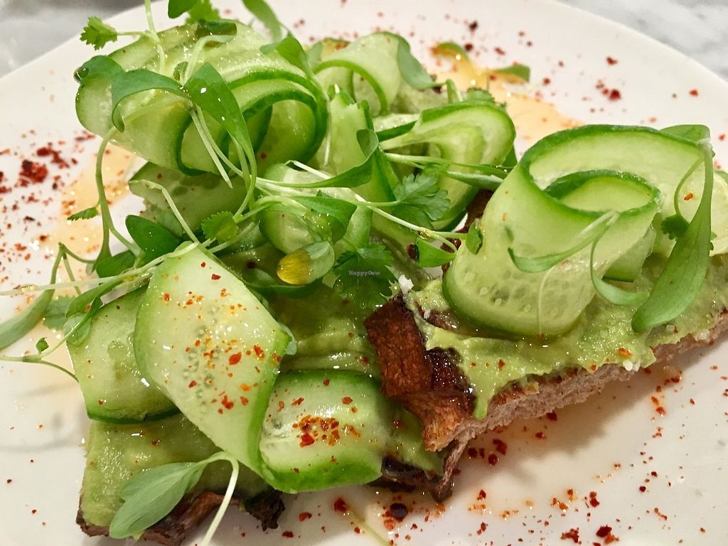 """Photo of LOV - Montagne  by <a href=""""/members/profile/clovely.vegan"""">clovely.vegan</a> <br/>avocado toast <br/> January 11, 2018  - <a href='/contact/abuse/image/94976/345237'>Report</a>"""