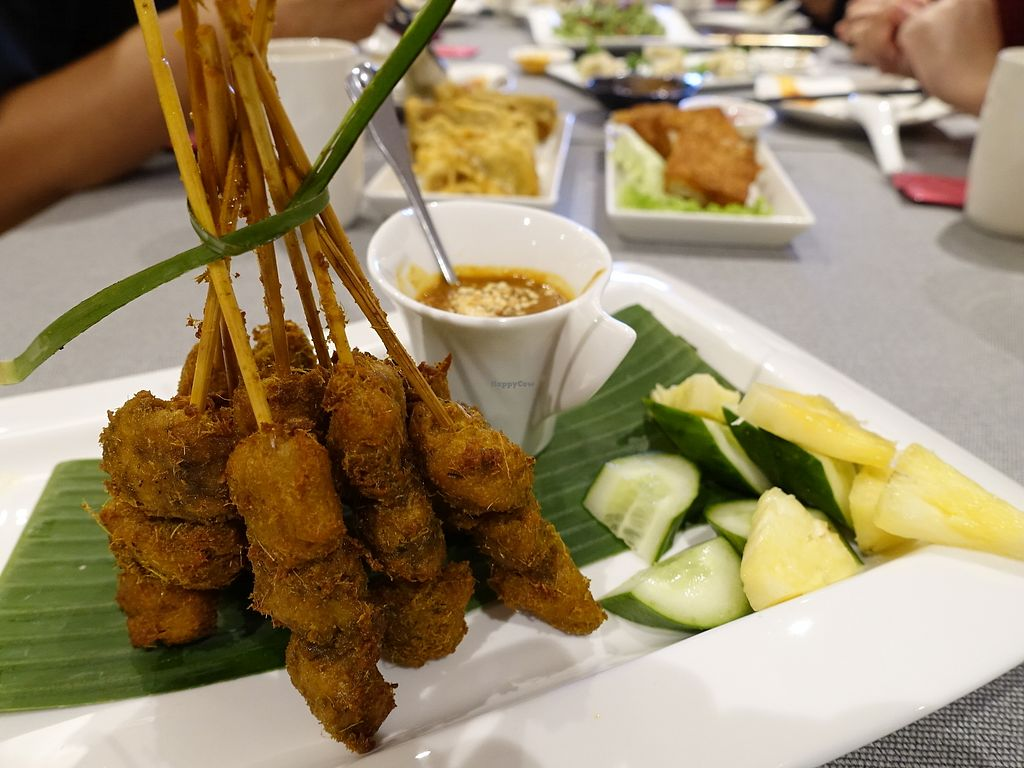 "Photo of Lotus Kitchen  by <a href=""/members/profile/JimmySeah"">JimmySeah</a> <br/>Satay <br/> August 13, 2017  - <a href='/contact/abuse/image/94977/292316'>Report</a>"