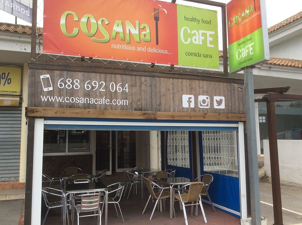 """Photo of Cosana Cafe  by <a href=""""/members/profile/Sam%40cosanacafe"""">Sam@cosanacafe</a> <br/>Come and try some of our wonderful dishes, juices and smoothies.  <br/> September 10, 2017  - <a href='/contact/abuse/image/94985/302936'>Report</a>"""
