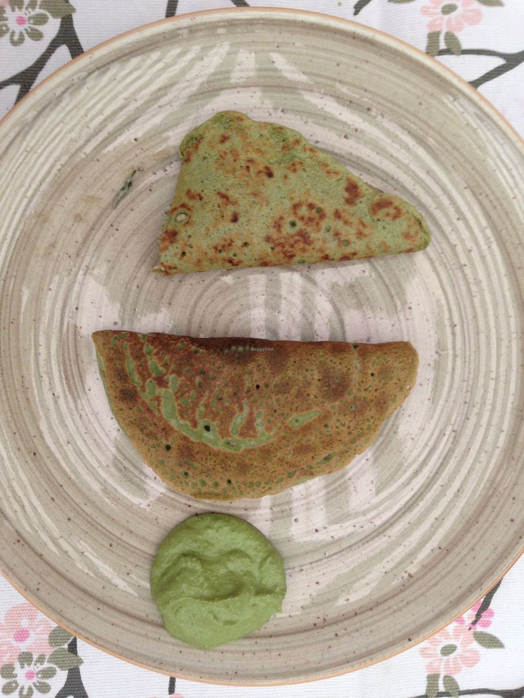 "Photo of PRISiM at PRISiM Healing Institute  by <a href=""/members/profile/sophialeone"">sophialeone</a> <br/>Probably the best thing I have eaten in India. Creamy mushroom crepes.  <br/> January 5, 2018  - <a href='/contact/abuse/image/95011/343132'>Report</a>"